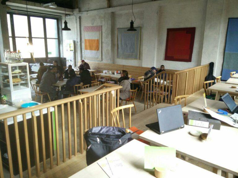 Unser Büro\