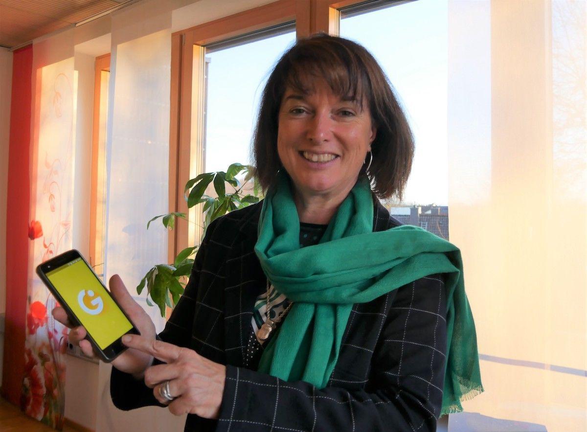 Landrätin Maria Rita Zinnecker setzt nun im Landkreis Ostallgäu auf Integreat