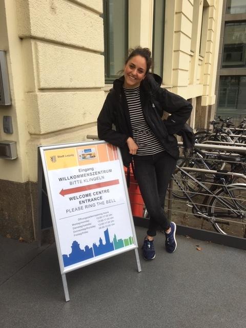 Gespräche mit der Stadt Leipzig über Integreat