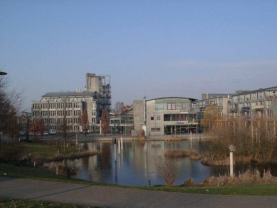 Stadt Kaarst Innenstadt